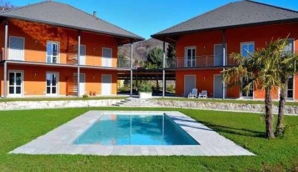 Appartamento parzialmente arredato in vendita Rif. 4585881
