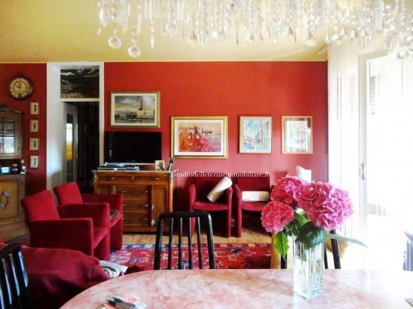 Appartamento in buone condizioni parzialmente arredato in vendita Rif. 4815610