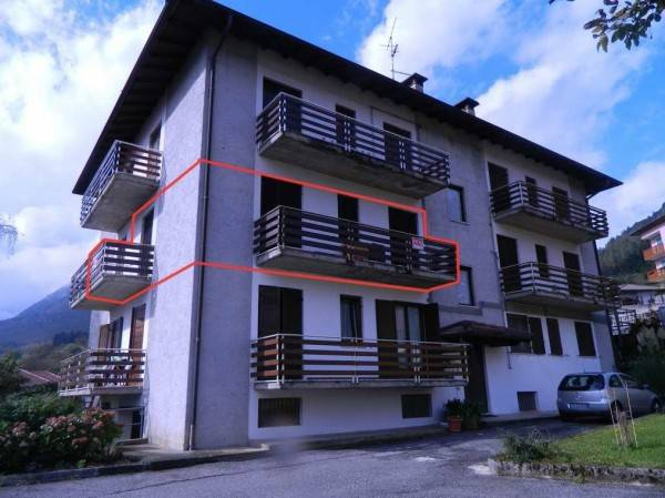 Appartamento in Vendita a Bleggio Superiore Periferia:  2 locali, 56 mq  - Foto 1