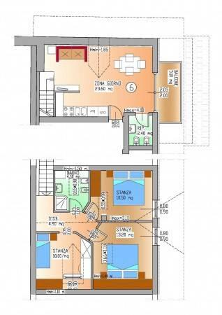Appartamento in vendita Rif. 4510514