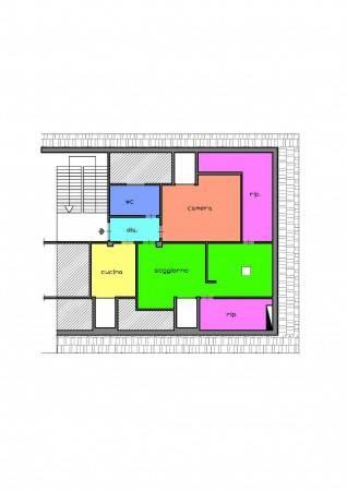Appartamento in ottime condizioni in vendita Rif. 4359763