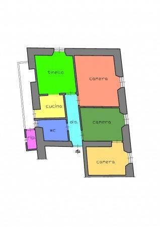 Appartamento in buone condizioni in vendita Rif. 4359765