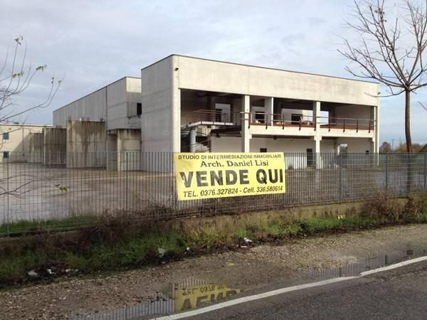 Capannone in vendita a Goito, 6 locali, prezzo € 324.000 | CambioCasa.it
