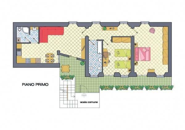 Appartamento in ottime condizioni in vendita Rif. 5076532
