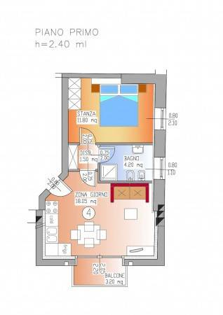 Appartamento in vendita Rif. 4510515