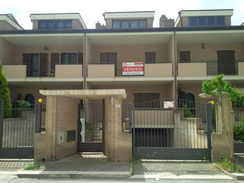 Villetta a schiera in vendita Rif. 8886871