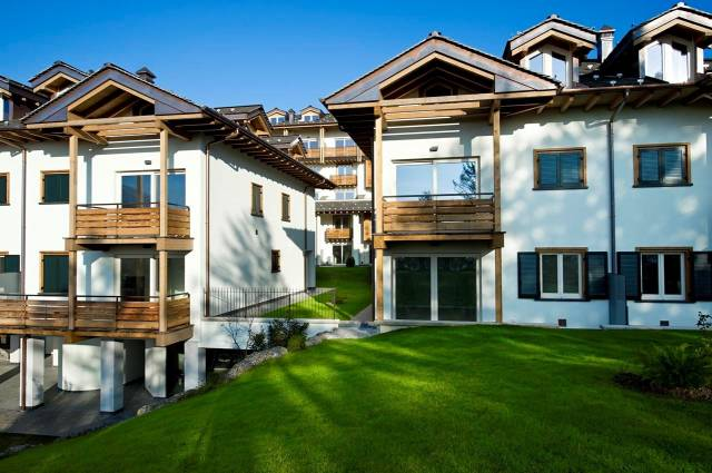 DORGA - Bilocale su due livelli in affitto in residence