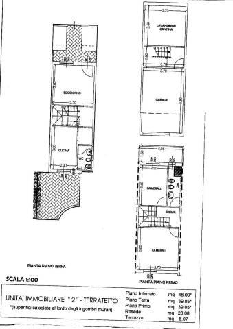 Casa indipendente in Vendita a Montopoli In Val D'Arno Periferia: 5 locali, 98 mq