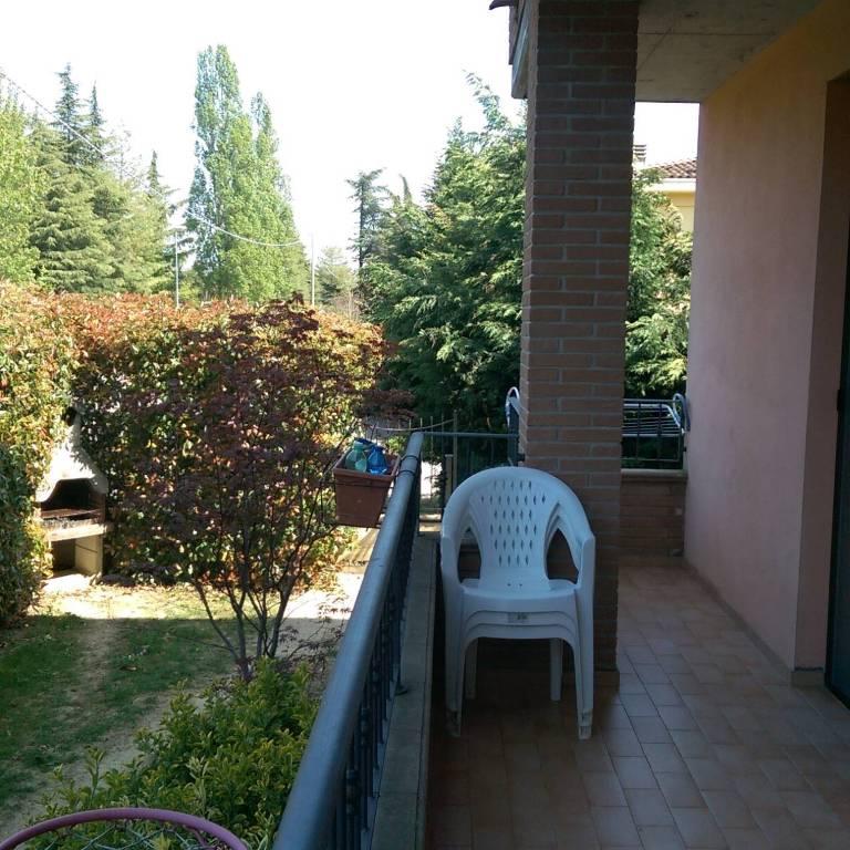 Appartamento con giardino in Lesignano de' bagni (PR)