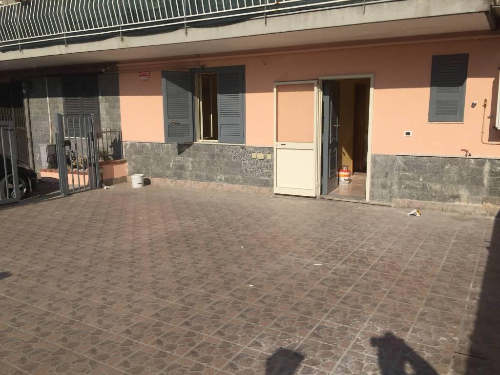 Appartamento con terrazzo di 80mq