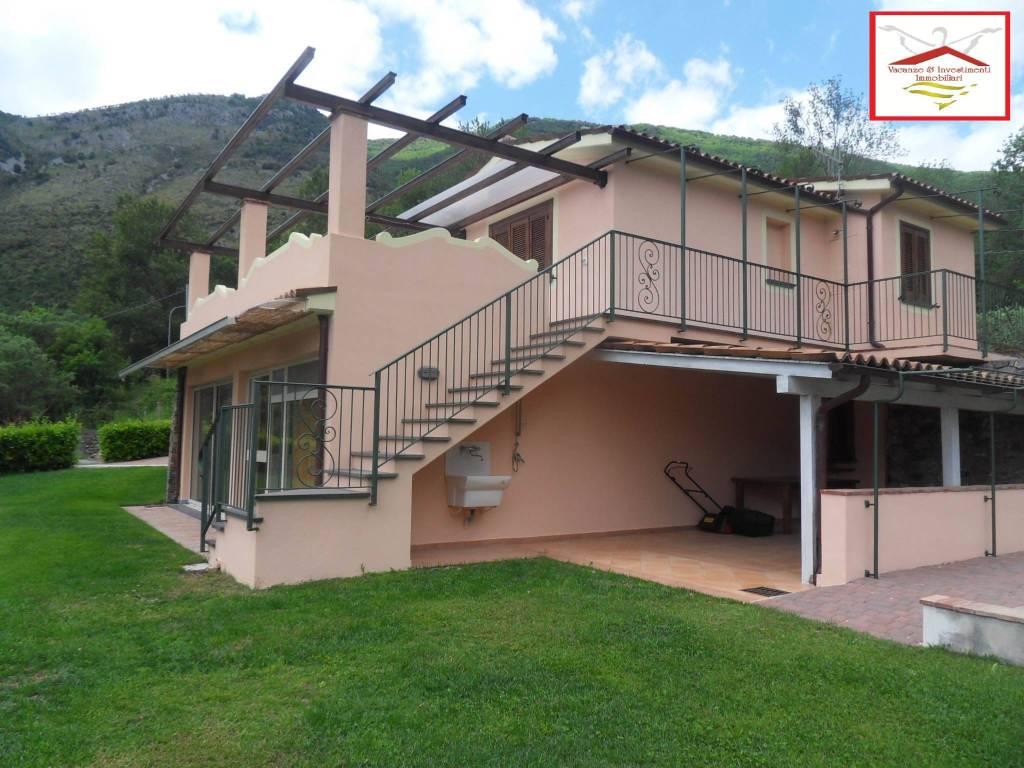 Villa in vendita a Maratea, 5 locali, prezzo € 550.000 | PortaleAgenzieImmobiliari.it