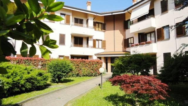 Appartamento in vendita a Cavenago di Brianza, 2 locali, prezzo € 128.000 | Cambio Casa.it