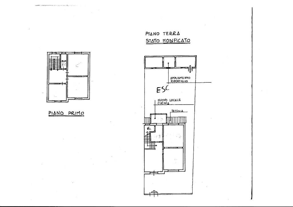 Casa indipendente in Vendita a Pontedera Semicentro:  4 locali, 120 mq  - Foto 1