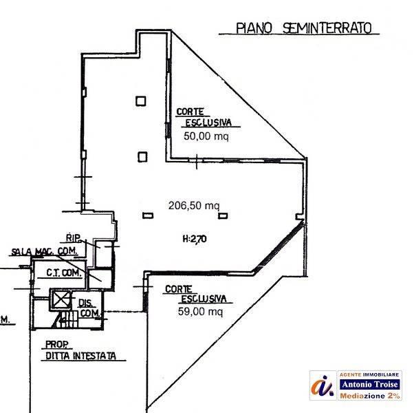 Magazzino - capannone in vendita Rif. 6414984