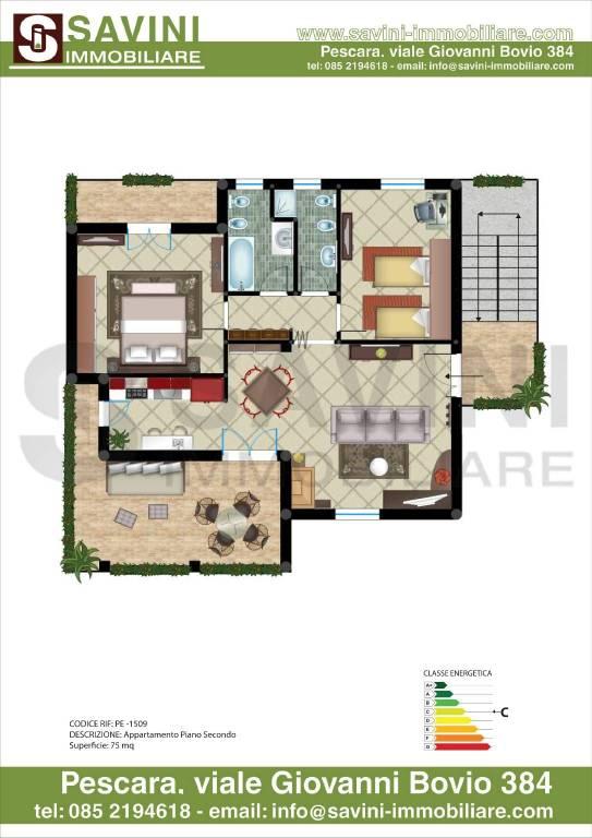 Appartamento in buone condizioni in vendita Rif. 8756910