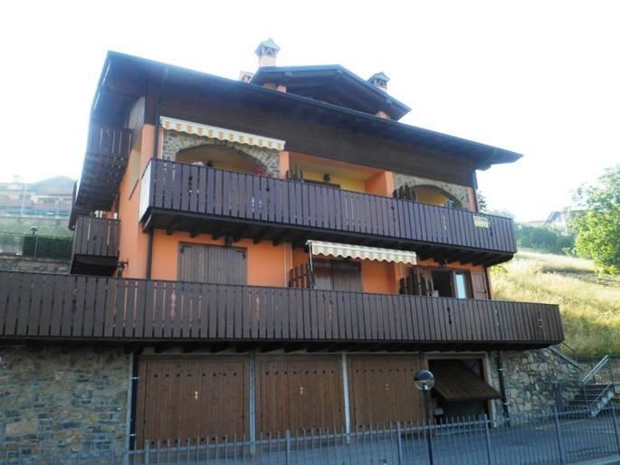 Appartamento in vendita a Costa Serina, 1 locali, prezzo € 77.000 | PortaleAgenzieImmobiliari.it