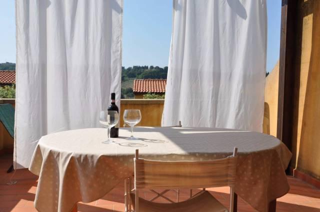 Bilocale Montescudaio La Villa 5