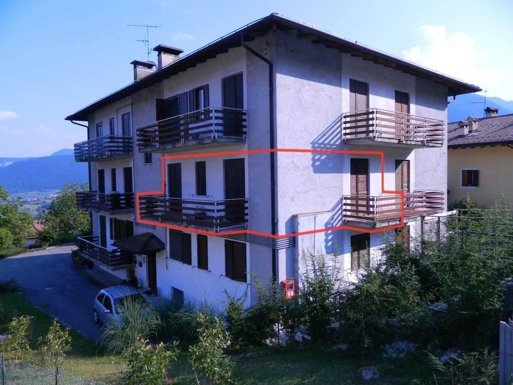 Appartamento in Vendita a Bleggio Superiore Periferia: 3 locali, 55 mq