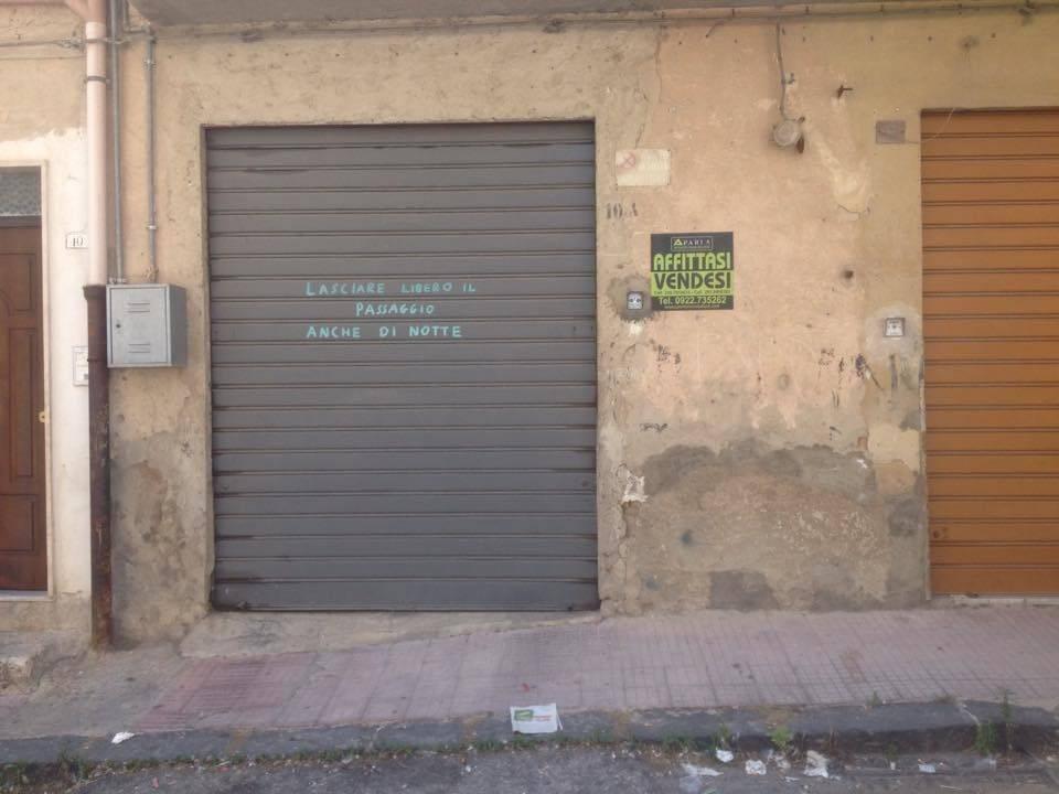 Canicatti Via Antonio Gramisc 10 proponiamo in vendita ed anche in affitto magazzino di mq 28 .