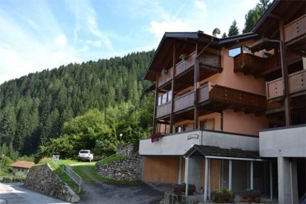 Appartamento in buone condizioni arredato in vendita Rif. 4240032