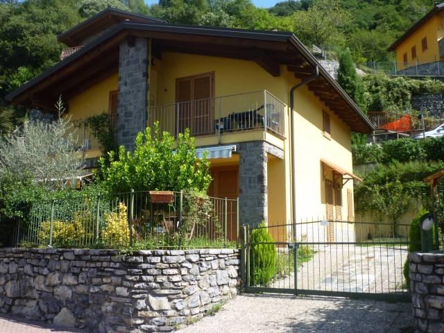 Villa trilocale in vendita a Perledo (LC)-12
