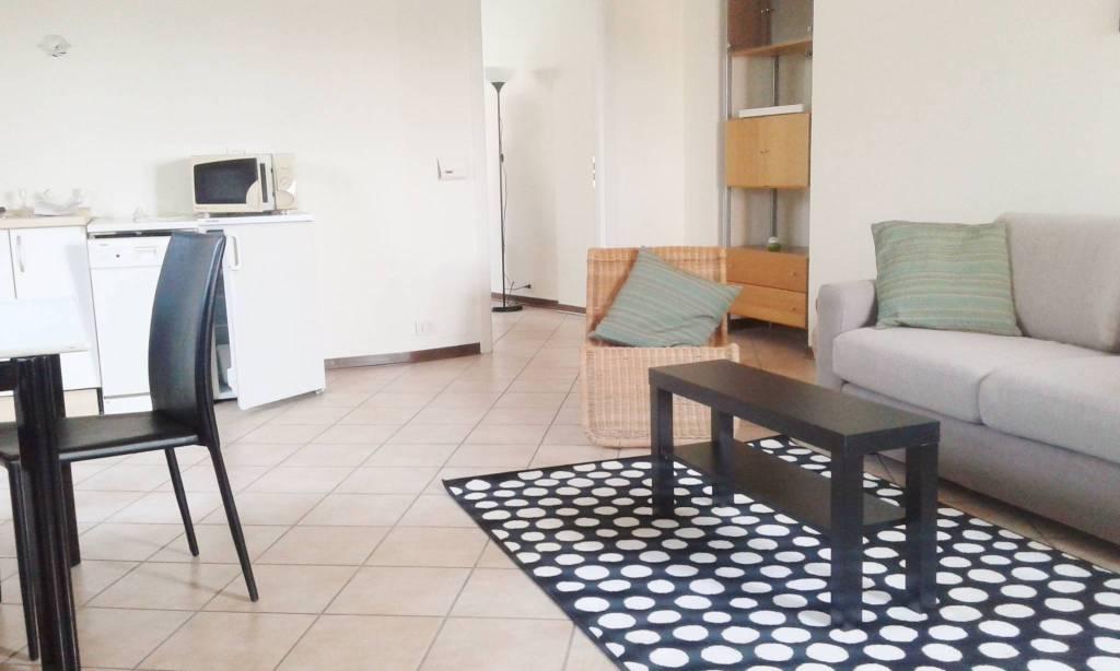 Appartamento in ottime condizioni arredato in affitto Rif. 7782857