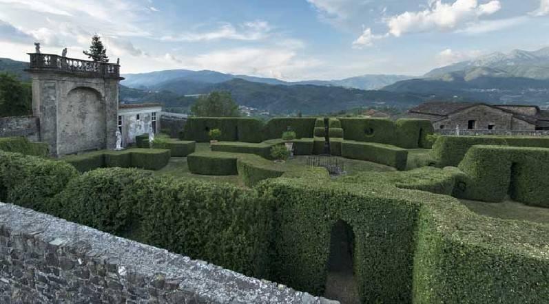 Villa in vendita a Pontremoli, 25 locali, Trattative riservate | PortaleAgenzieImmobiliari.it