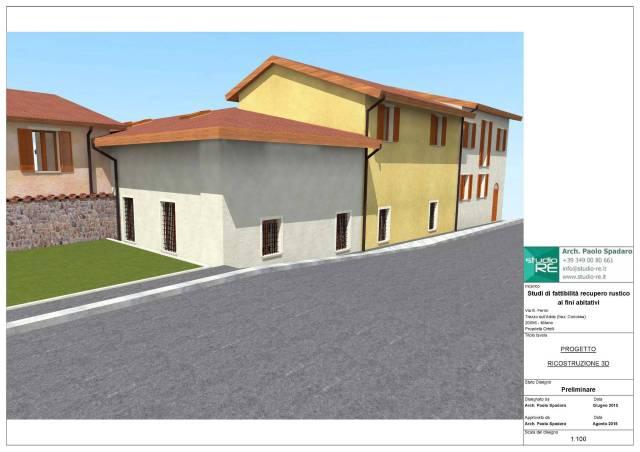 Rustico / Casale da ristrutturare in vendita Rif. 4473571
