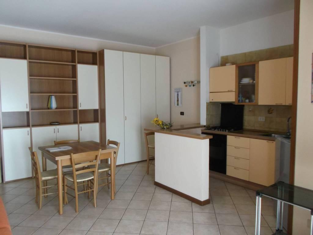 Appartamento in buone condizioni arredato in affitto Rif. 9289325