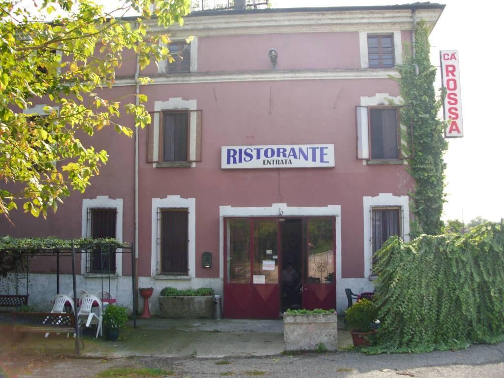 Ostiglia (MN) fronte S.S. 12 VR – MO. Affitto attività di ristorante, trattoria e bar. Rif. 9077499
