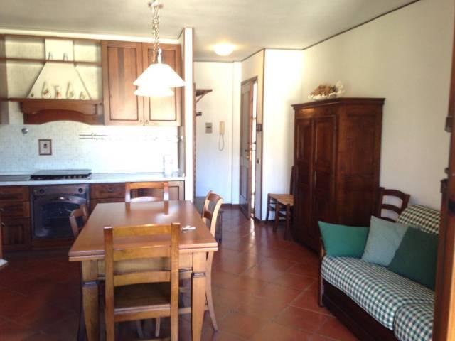 Appartamento in buone condizioni arredato in affitto Rif. 4205189