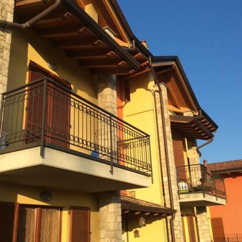 Bilocale Palazzago Via Brughiera 11