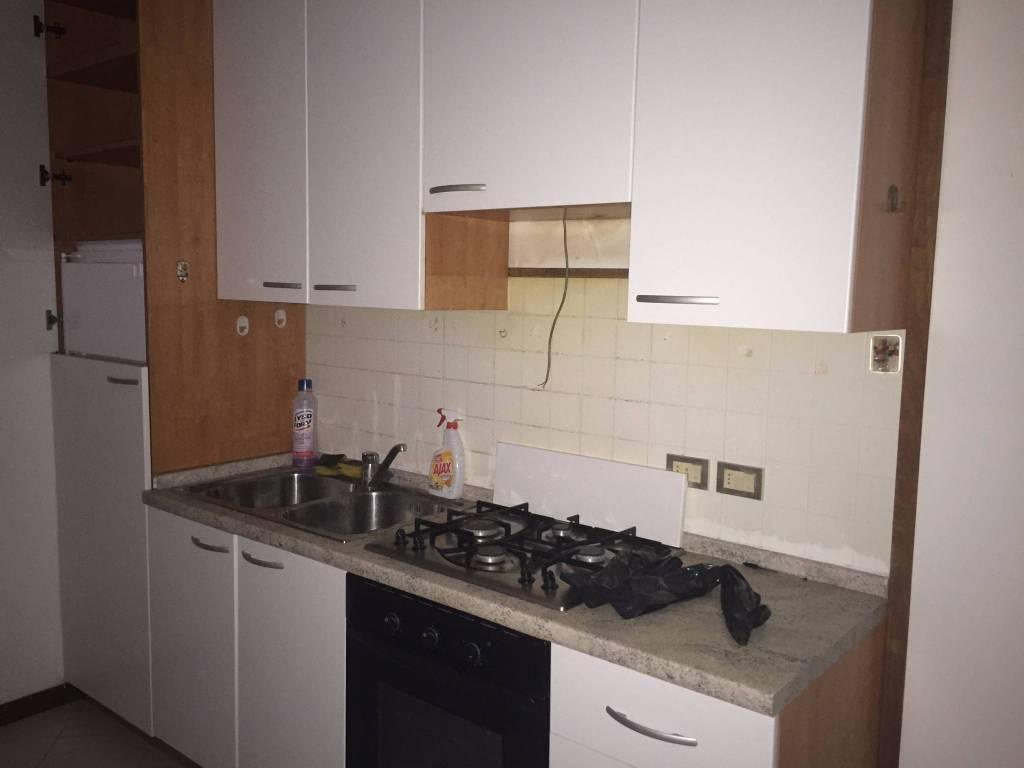 Appartamento in buone condizioni arredato in affitto Rif. 8399704