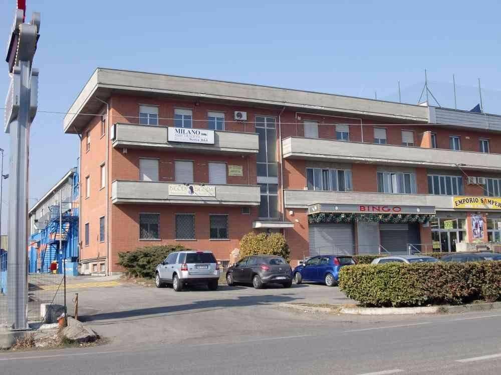 Ufficio / Studio in affitto a Borgaro Torinese, 4 locali, prezzo € 750   CambioCasa.it