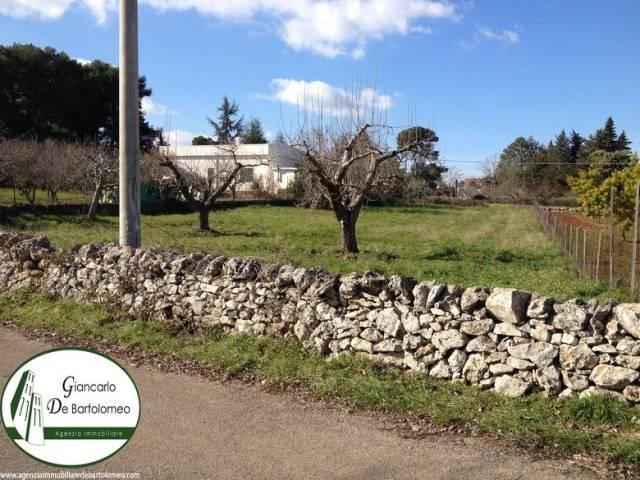 Martina Franca - Terreno agricolo nei pressi di Via Taranto Rif. 4905926