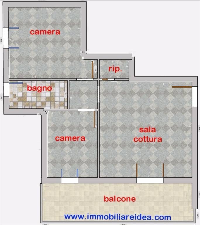 Appartamento in Vendita a Rosignano Marittimo Centro: 3 locali, 65 mq