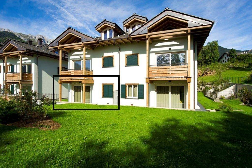 Appartamento in ottime condizioni arredato in affitto Rif. 4864890