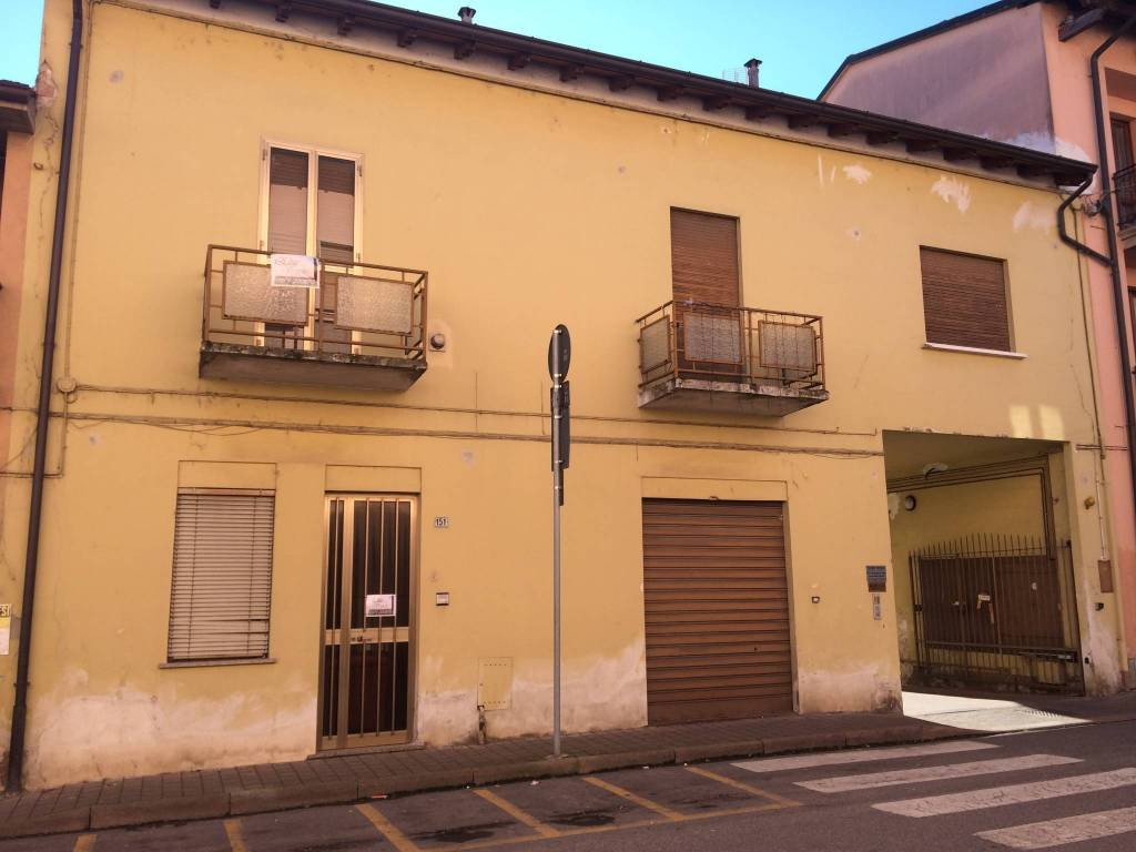 Soluzione Indipendente in vendita a Chignolo Po, 2 locali, prezzo € 41.000   PortaleAgenzieImmobiliari.it