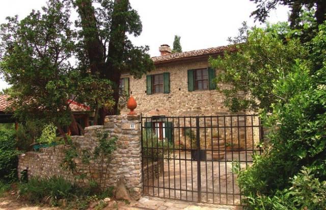 elegante casa di campagna nel Chianti Classico