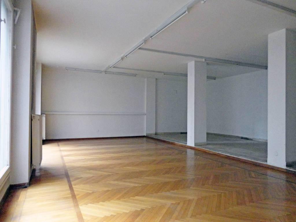 Loft open space in Vendita a Milano 01 Centro storico (Cerchia dei Navigli): 5 locali, 232 mq