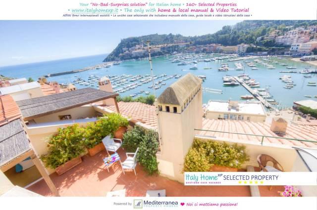 132 Porto Ercole 4 camere 3 bagni Terrazza Vista Mare