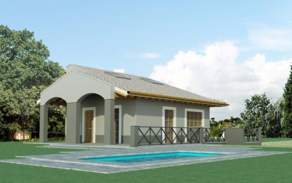 Villa in vendita a Formello, 2 locali, prezzo € 95.000 | CambioCasa.it