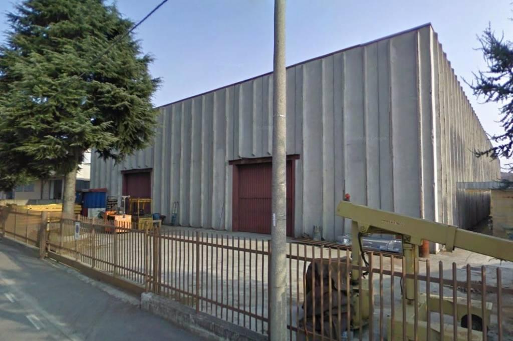 Capannone in vendita a Gorgonzola, 1 locali, Trattative riservate | PortaleAgenzieImmobiliari.it