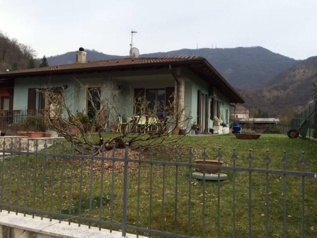 Villa in vendita a Sabbio Chiese, 4 locali, prezzo € 280.000 | CambioCasa.it