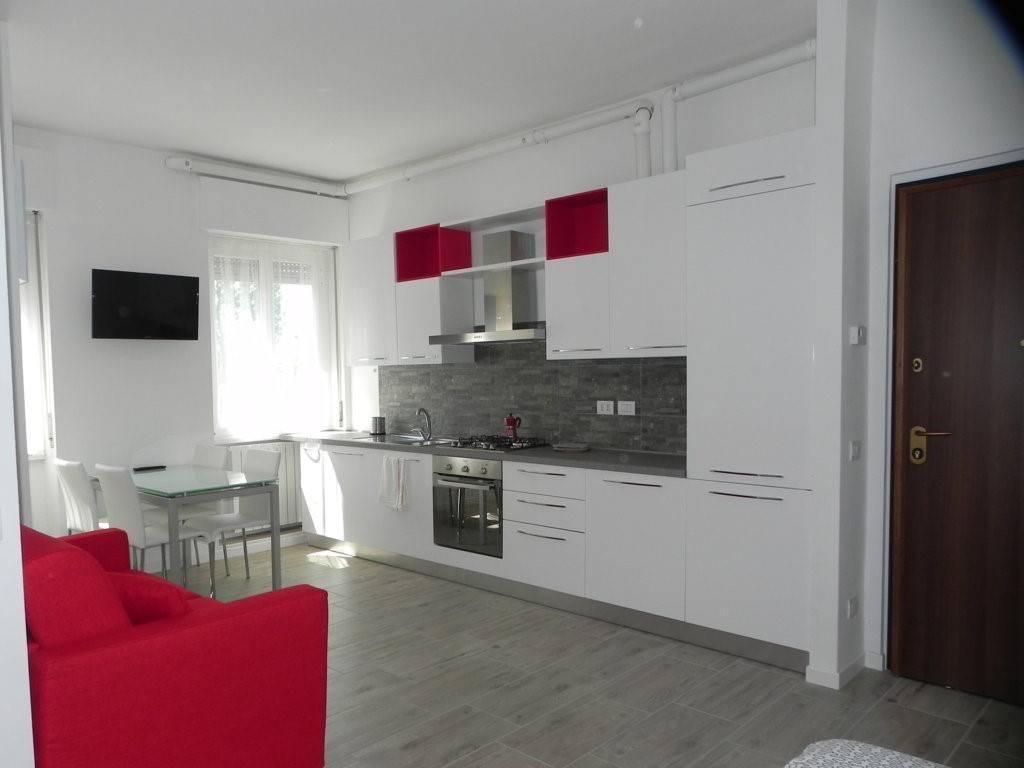 Appartamento in ottime condizioni arredato in affitto Rif. 7766955