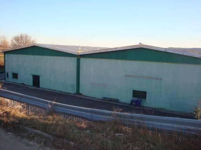 Casellette (TO) vendita capannone Via Ravetto Rif. 7807355