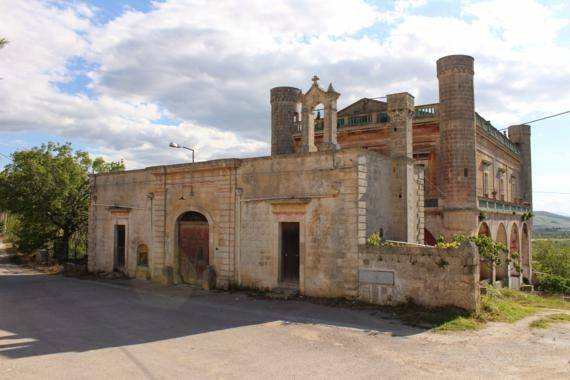 castello matera