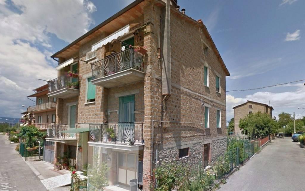 Appartamento in Vendita a Fabro Centro:  4 locali, 85 mq  - Foto 1