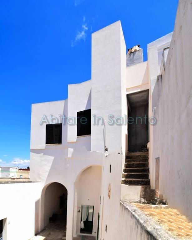 Appartamento in vendita a Morciano di Leuca, 3 locali, prezzo € 48.000 | PortaleAgenzieImmobiliari.it