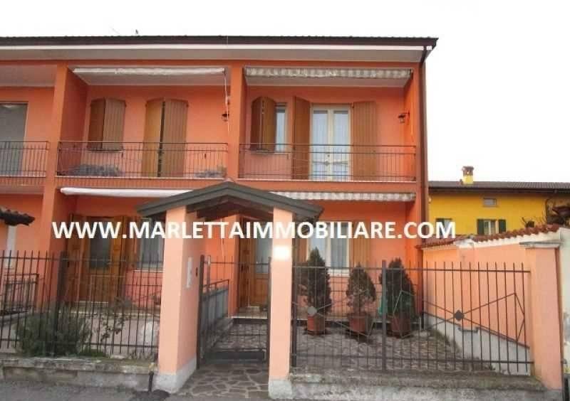 Villa a Schiera in vendita a Ripalta Cremasca, 3 locali, prezzo € 150.000 | CambioCasa.it